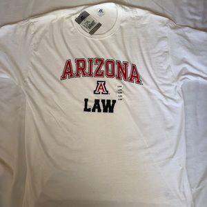 Russell Athletic University of Arizona Law Shirt